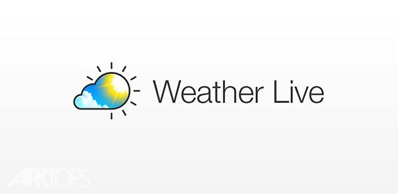 Weather Live v6.2 دانلود برنامه هواشناسی به صورت زنده