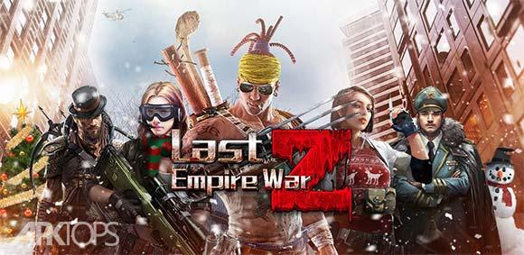 Last Empire War Z v1.0.181 دانلود بازی آخرین امپراطوری: جنگ زامبی