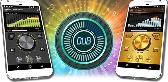 Dub Music Player + Equalizer v2.8 دانلود موزیک پلیر قدرتمند داب