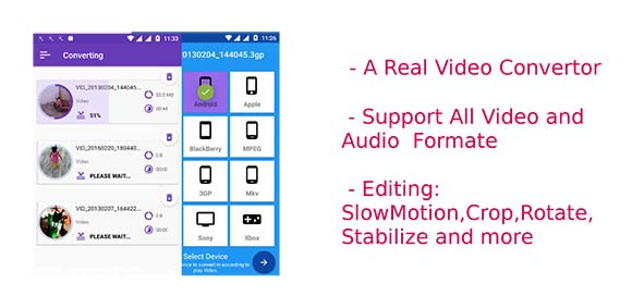 Video Converter Pro v2.0 دانلود نرم افزار مبدل فیلم و ویدئو