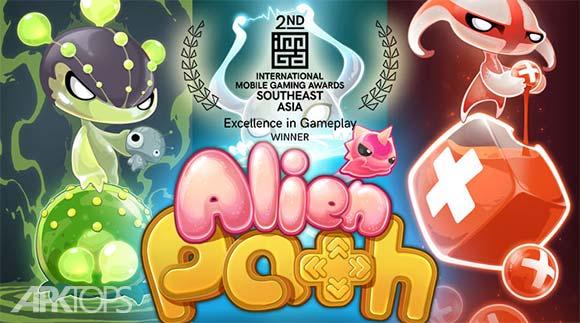 Alien Path دانلود بازی مسیر بیگانه برای اندروید