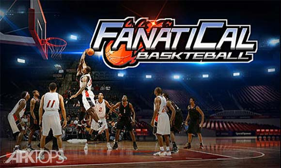 Fanatical Basketball دانلود بازی بسکتبال برای اندروید