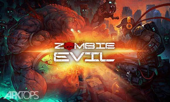 Zombie Evil دانلود بازی جهنم زامبی ها برای اندروید