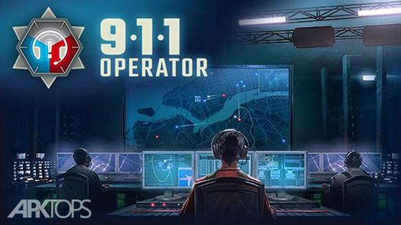 911 Operator دانلود بازی اپراتور فوریت های پلیس برای اندروید