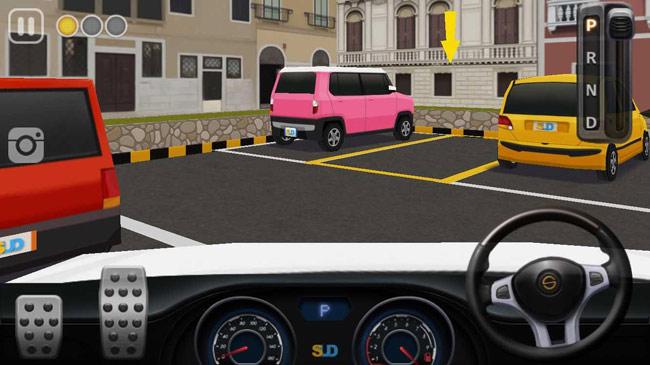 Dr. Parking 4 v1.18 دانلود بازی پارک کردن ماشین برای اندروید