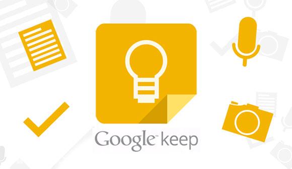 google keep گوگل کیپ برنامه یادداشت اندروید