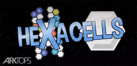 بازی پازلی Hexacells