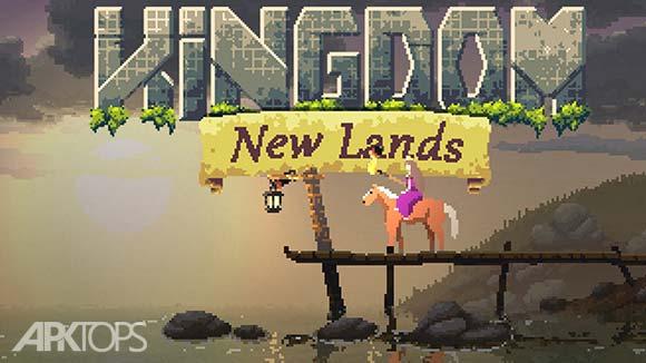 Kingdom New Lands دانلود بازی قلمرو پادشاهی سرزمین جدید برای اندروید