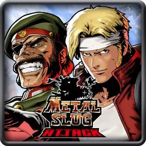 METAL SLUG ATTACK v4.9.0 دانلود بازی متال اسلاگ حمله + مود اندروید