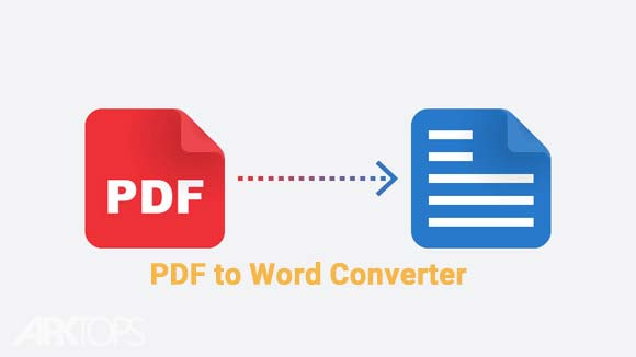PDF to Word Converter دانلود برنامه تبدیل پی دی اف به ورد اندروید