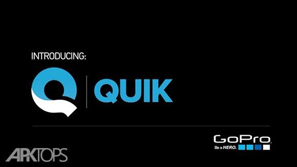 Quik – Free Video Editor دانلود کوئیک برنامه ساخت کلیپ در اندروید
