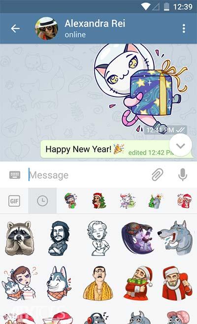 Telegram v5.9.0 دانلود تلگرام نسخه جدید + تلگرام ویندوز اندروید