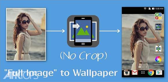 Wallpaper Setter دانلود والپیپر ستر برنامه تغییر آسان تصویر پس زمینه اندروید