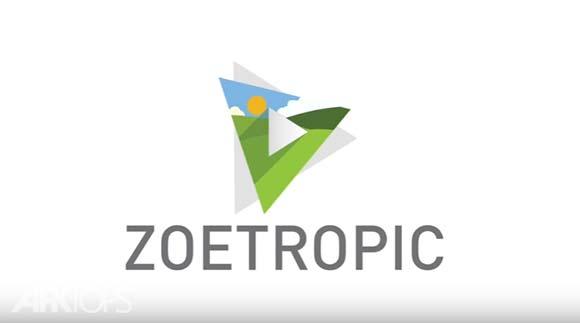 Zoetropic Photo in motion دانلود برنامه زنده کردن تصاویر با ایجاد حرکت اندروید