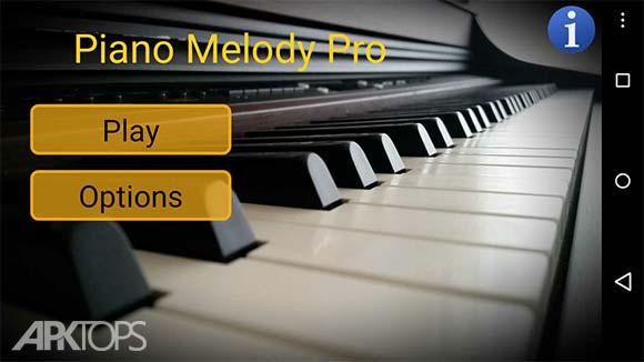 Piano Melody Pro دانلود پیانو لودی اندروید