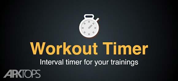 Workout timer Crossfit WODs & TABATA دانلود تایمر پیشرفته اندروید کرنومتر ورزشی