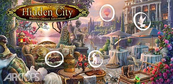 Hidden City: Hidden Object Adventure v1.24.2400 دانلود بازی شهر مخفی