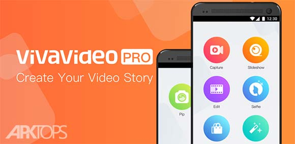 VivaVideo PRO Video Editor HD v6.2.0 ویرایشگر فیلم ویوا ویدئو