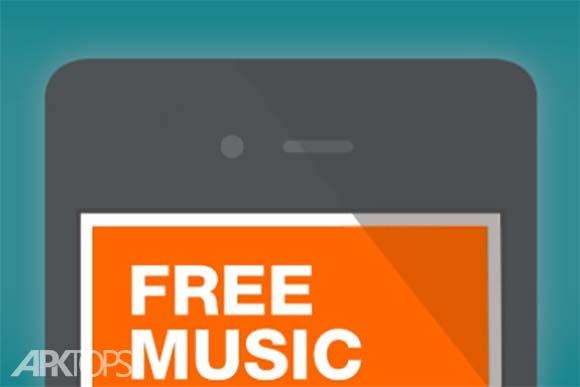 Free Music دانلود برنامه پخش موسیقی آنلاین اندروید
