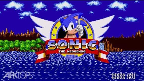 Sonic the Hedgehog Classic دانلود بازی سونیک کلاسیک برای اندروید