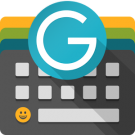 Ginger Keyboard Emoji GIFs Themes v7.16.02 دانلود جینگر کیبورد برنامه صفحه کلید اندروید