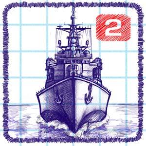 Sea Battle 2 v1.8.8 دانلود بازی نبرد دریا + مود اندروید