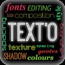 TextO Pro Write on Photos v1.4 دانلود برنامه نوشتن متن های زیبا بر روی تصاویر اندروید