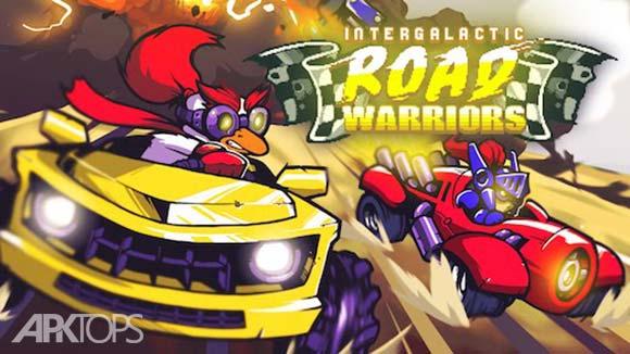 Road Warriors دانلود بازی جاده جنگجویان برای اندروید