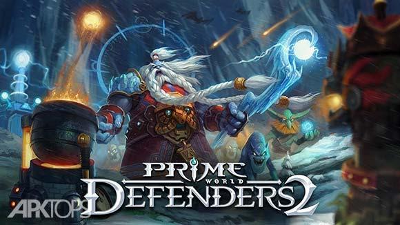 Defenders 2 Tower Defense CCG دانلود بازی مدافعان 2 برای اندروید