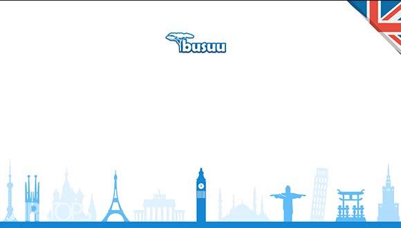 Learn to speak English with busuu دانلود برنامه آموزش زبان انگلیسی بوسو اندروید
