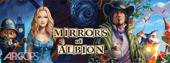 Alice in the Mirrors of Albion دانلود بازی جذاب آلیس در آینده های آلبیون