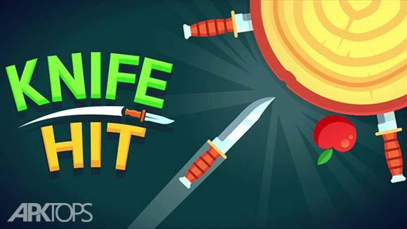 Knife Hit دانلود بازی پرتاب چاقو