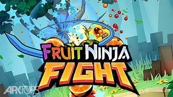 Fruit Ninja Fight دانلود بازی فوق العاده مبارزه فروت نینجا