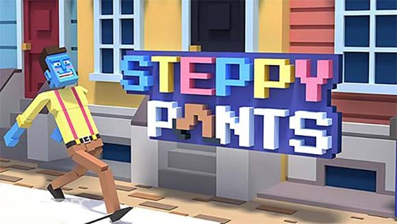 Steppy Pants دانلود بازی شلوار بزرگ برای اندروید