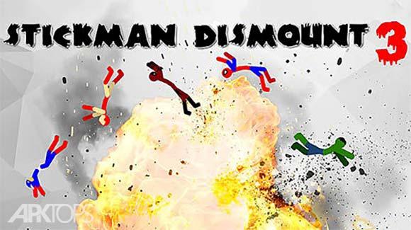 Stickman Destruction 3 Annihilation دانلود بازی جذاب تخریب استیکمن