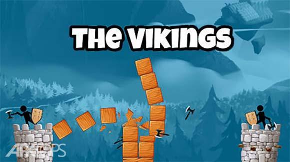 The Vikings دانلود بازی وایکینگ ها برای اندروید