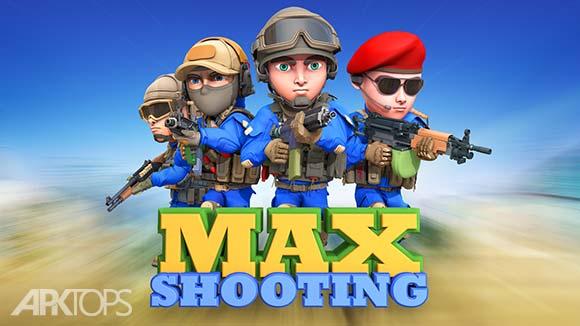 Max Shooting دانلود بازی نهایت تیر اندازی =
