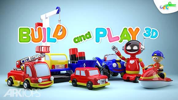 Build and Play 3D دانلود بازی ساخت و بازی