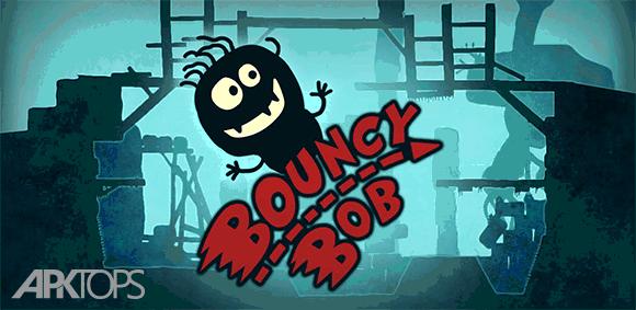 Bouncy Bob دانلود بازی باب فنری برای اندروید