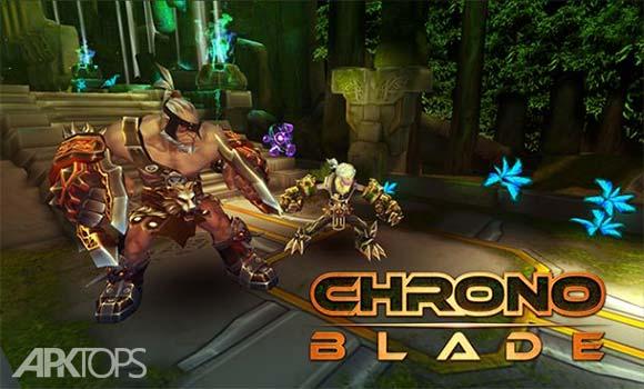 ChronoBlade دانلود بازی تیغه ی چرونو برای اندروید