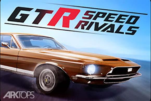 GTR Speed Rivals  سرعت برای اندروید