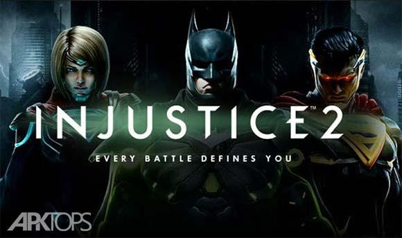 Injustice 2 دانلود بازی بی عدالتی 2 برای اندروید