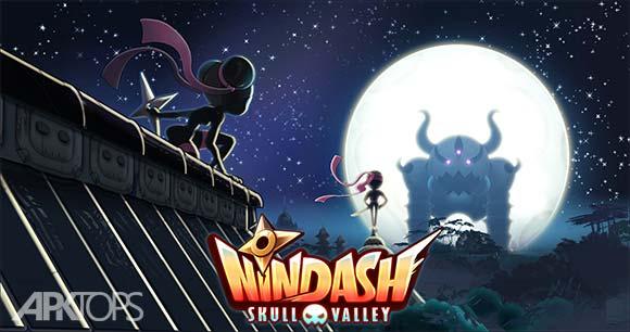 Nindash Skull Valley دانلود بازی جذاب نینادش جزیره ی جمجمه