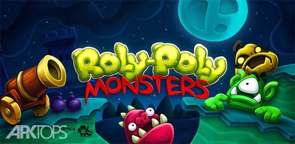 Roly Poly Monsters دانلود بازی جذاب هیولا های چاق