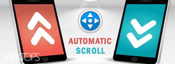 Automatic Scroll Pro دانلود برنامه اسکرول خودکار