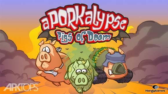Aporkalypse Pigs of Doom دانلود بازی خوک های قاتل