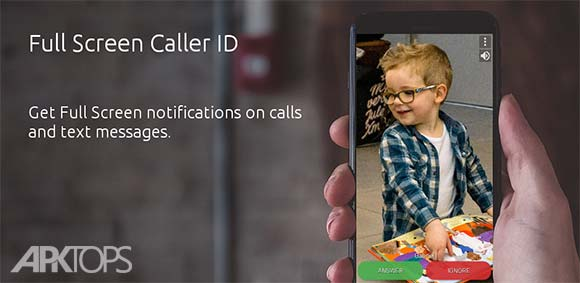 Full Screen Caller ID Pro v12.5.8 کالر ای دی تمام صفحه
