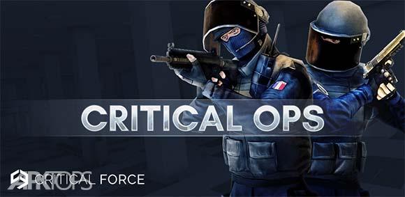 Critical Ops v0.9.7.f351 دانلود بازی اکشن عملیات بحرانی