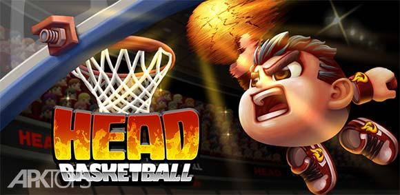 Head Basketball v1.8.1 دانلود بازی بسکتبال کله ای