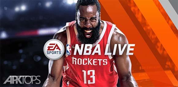 NBA LIVE Mobile Basketball v2.2.0 دانلود بازی بسکتبال ان بی ای